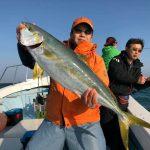 静岡県御前崎 第二隆星丸で根魚ジギング釣行